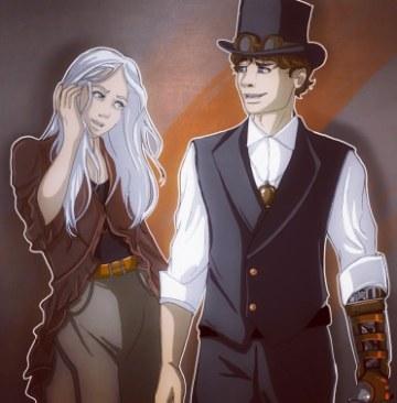 Umbriel and Nicholai