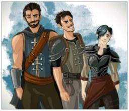 Rennington, Iani, and Elowyn