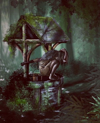 Mimir at the well.