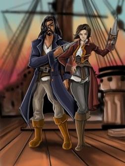 Kazuaki and Bermuda