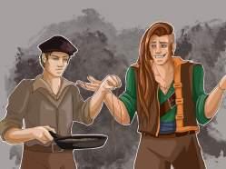 Penn and Brack